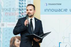 Moderating debate during Forum for Leaders' Communication, Wroclaw University of Technology (2015)